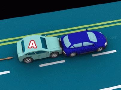 图文并茂让明白交通事故责任认定标准 高清图片